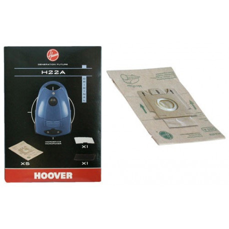 09173865 - Sac Aspirateur type H22A Micropower Hoover